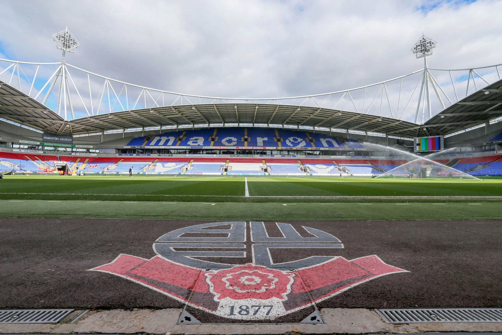 Image via Bolton Wanderers
