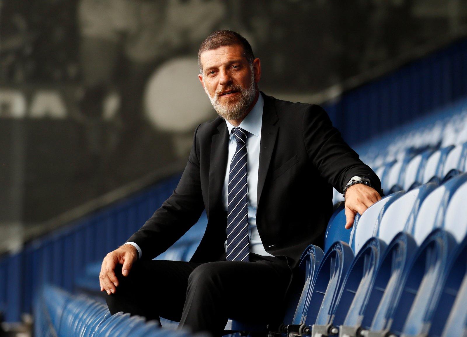 Image result for slaven bilic west brom