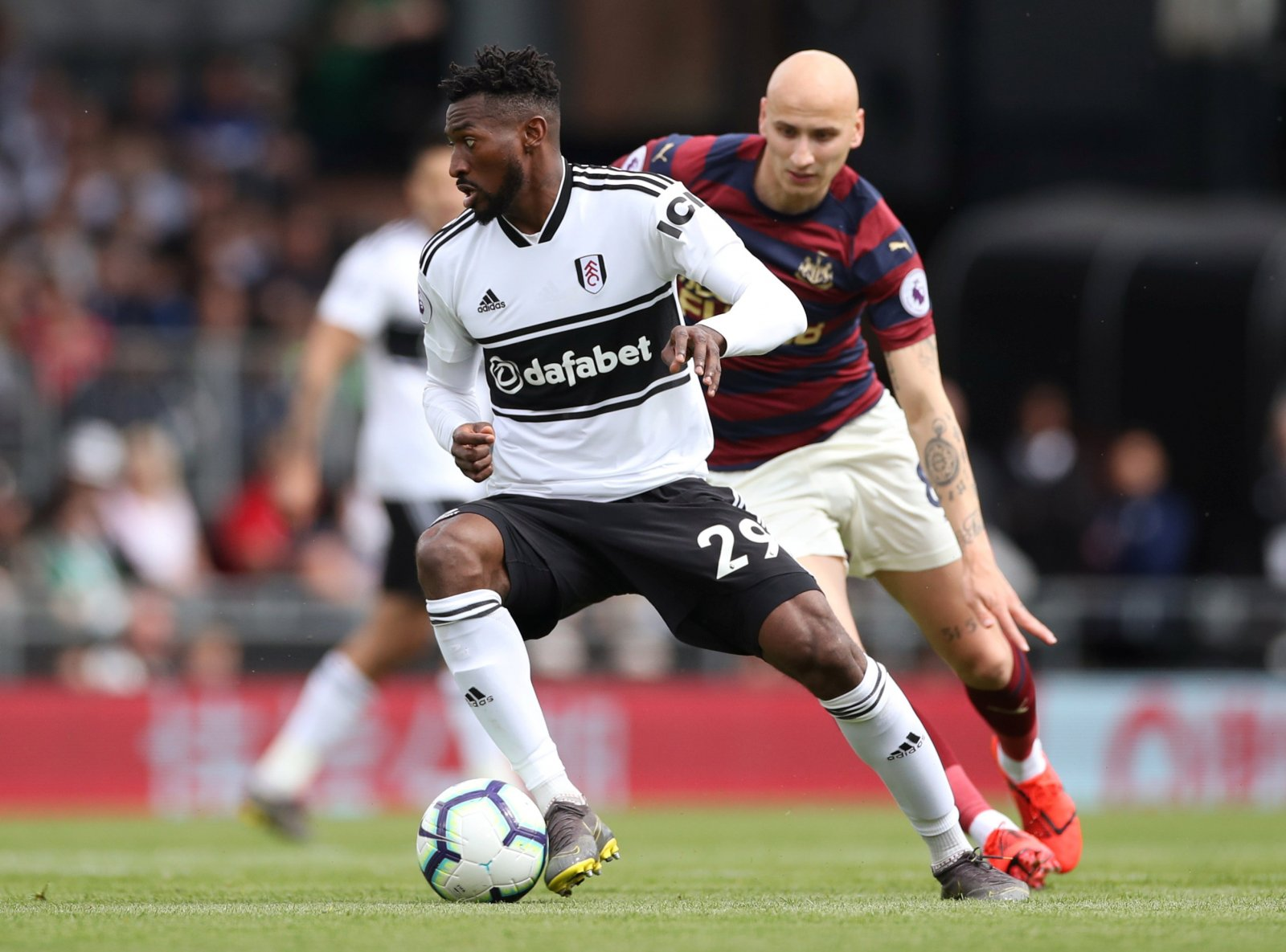 Loan watch: How's Fulham's Andre Zambo Anguissa faring in Spain?   Football  League World