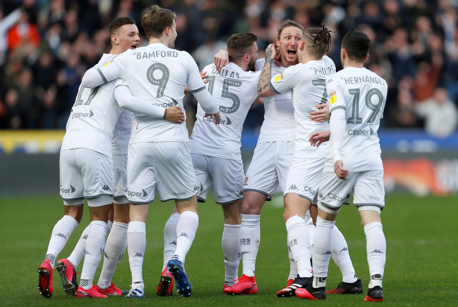 Going up' – Many Leeds United fans react to Premier League decision